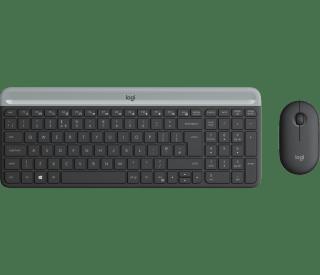 Bộ phím chuột không dây Logitech MK470 thumbnail