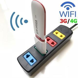 USB phát wifi trực tiếp từ sim 3G 4G- HUAWEI Vtion cấu hình khủng đời mới thumbnail