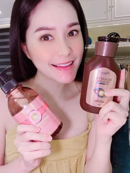[HCM](Chính hãng Hanayuki-Date 2023)Combo Sữa tắm Hanayuki và dầu gội Hanayuki-HANAYUKI BODY WASH vs HANA giá rẻ