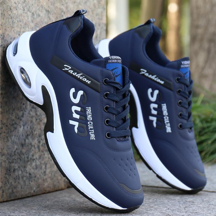 Giày Thể Thao Nam Sneaker Hot Trend 2020 Hoàng Hà 888 - GN92, Kiểu Dáng Năng Động Trẻ Trung, Chất Liệu Cao Su Tổng Hợp Bền Đẹp, Êm Chân