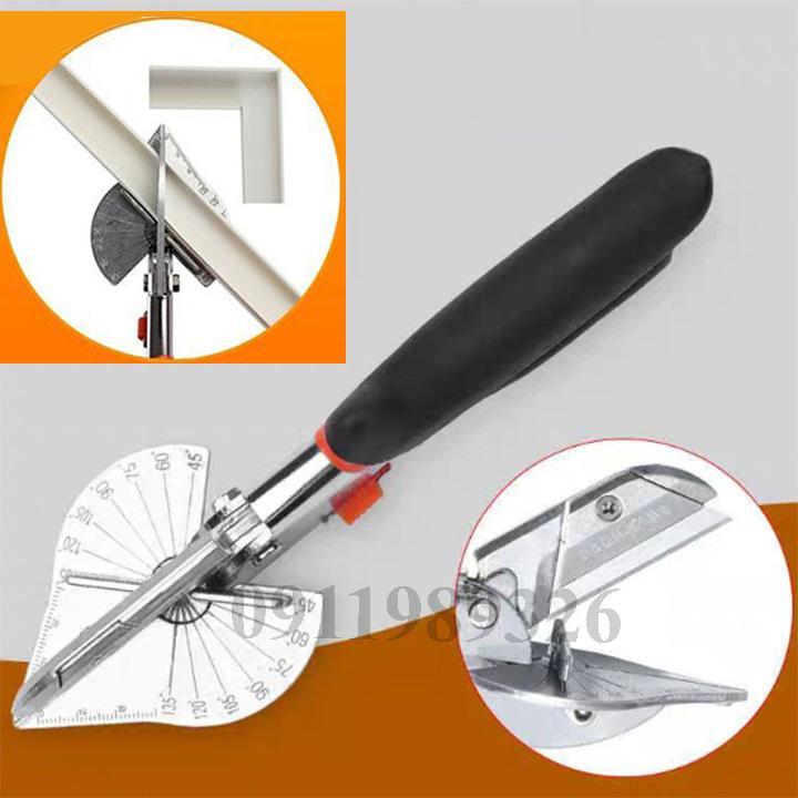 Kéo cắt ghép góc đa năng có thể điều chỉnh góc cắt