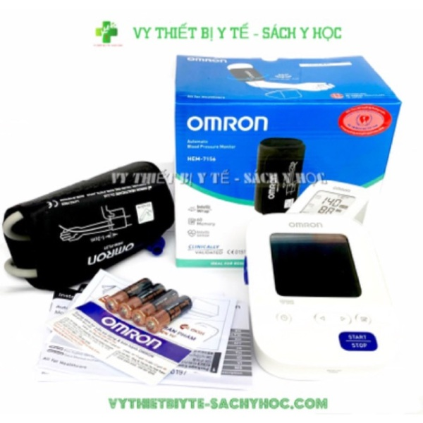 Huyết Áp Bắp Tay Omron Hem - 7156 bán chạy