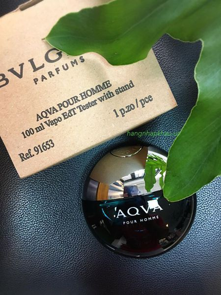 Aqva Pour Homme EDT 100ml TESTER - MADE IN ITALY