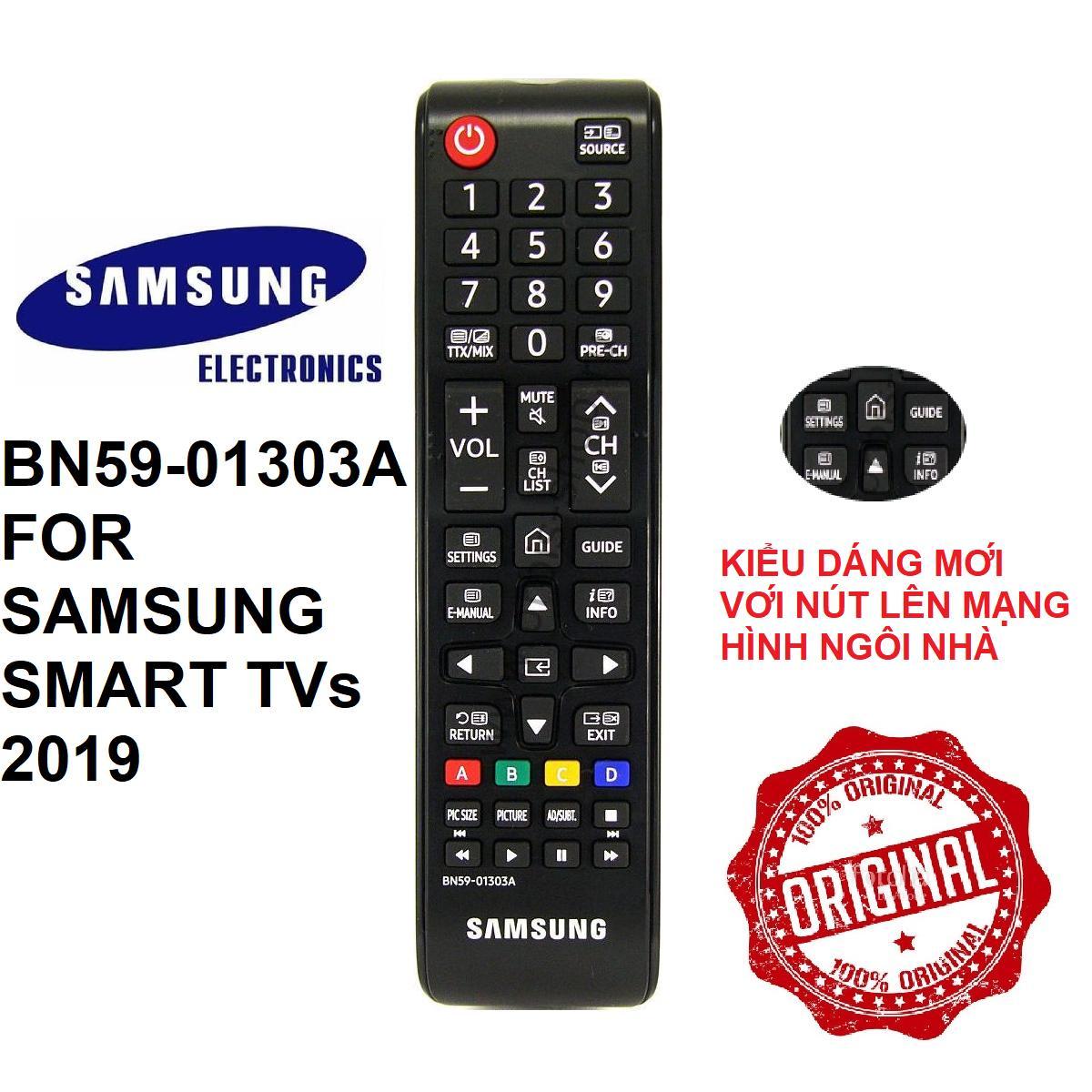 Bảng giá Remote điều khiển tivi Samsung smart BN59-01303A (Model 2019 - Tặng pin) Điện máy Pico