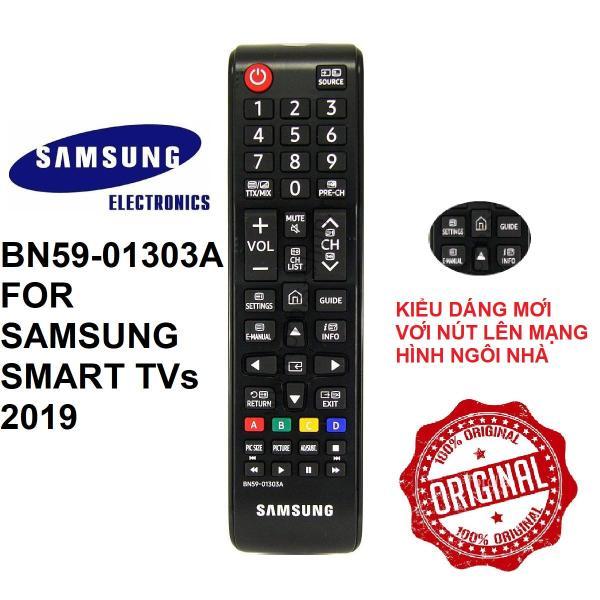 Bảng giá Remote Điều Khiển TV LED, Internet TV, Smart TV SAMSUNG BN59-01303A (Kèm Pin AAA Maxell)