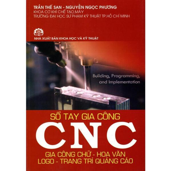 [HCM]Sổ Tay Gia Công CNC - Gia Công Chữ - Hoa Văn - Logo - Trang Trí Quảng Cáo