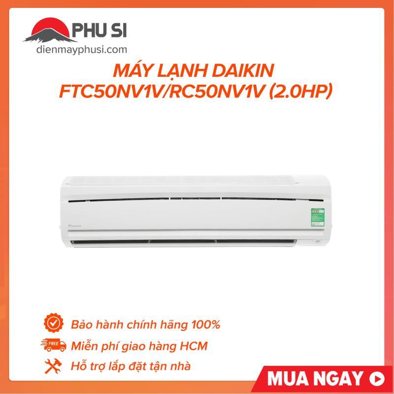 Bảng giá Máy Lạnh Daikin FTC50NV1V/RC50NV1V (2.0HP)