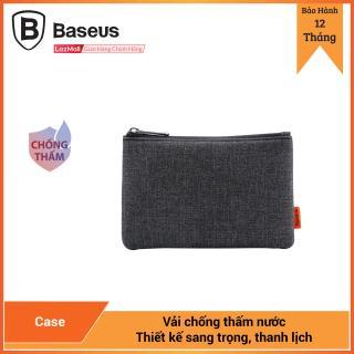 Túi chống sốc chuyên dụng, đa năng, chống thấm Baseus Simple Storage Package, dành cho sạc dự phòng, điện thoại, cáp sạc, cốc sạc thumbnail