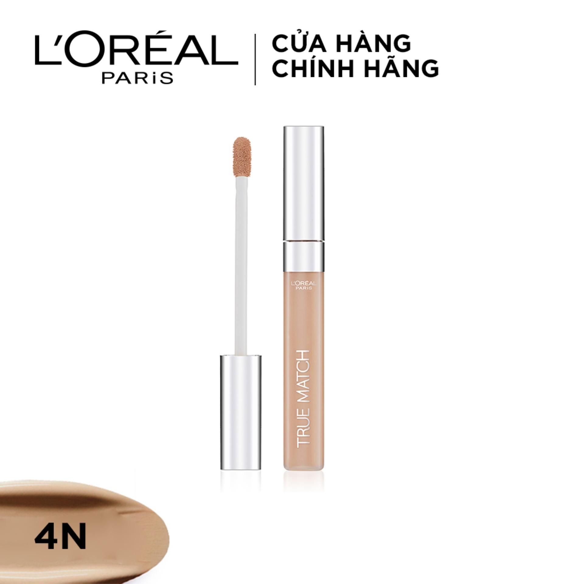 Kem che khuyết điểm LOreal Paris True Match The One Concealer 6.8ml nhập khẩu