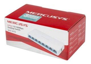 [HCM][Rẻ Vô Đối] Combo 2 Bộ chia mạng 8 cổng 10 100Mbps Mercusys MS108 - Hãng phân phối chính thức thumbnail