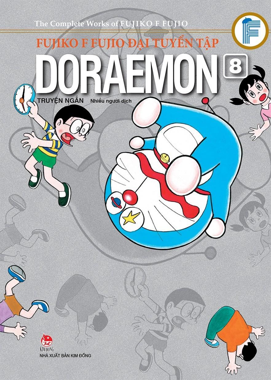 Mua Fujiko F Fujio Đại Tuyển Tập – Doraemon Truyện Ngắn – Tập 8