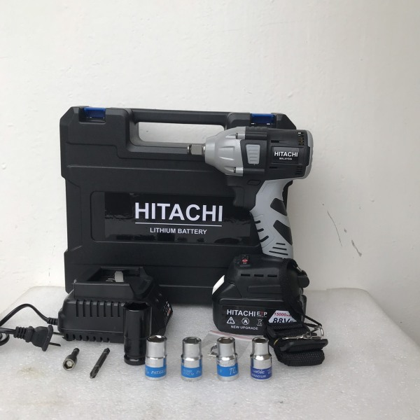 Máy siết bulong Hitachi 88V