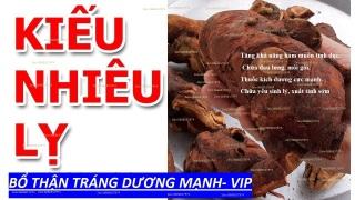 [CỰC VIP]GÓI KIỀU NHIÊU LỴ SỨC 9 TRÂU NGÂM RƯỢU- KHẮC TINH YẾU SINH-LÝ-XUẤT-SỚM -ĐAU-LƯNG MỎI GỐI -KÍCH-DƯƠNG MẠNH -TĂNG-HAM-MUỐN K9001 thumbnail