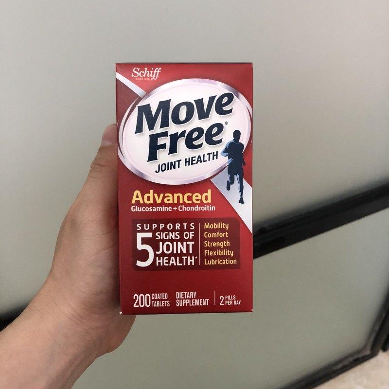 Viên Uống Bổ Khớp Move Free Joint Health - Hàng xách tay