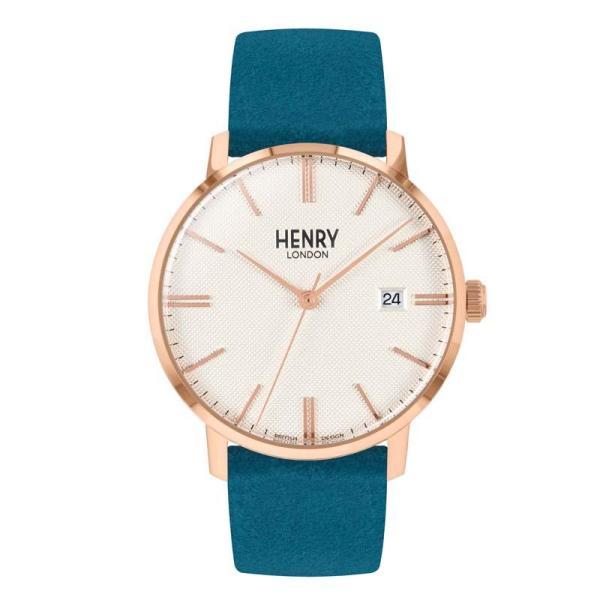 Đồng hồ nam Henry London HL40-S-0360 REGENCY