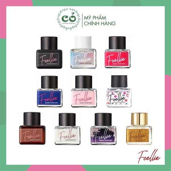 [Che Tên] Nước hoa vùng kín Foellie Inner Perfume 5ml nhập khẩu