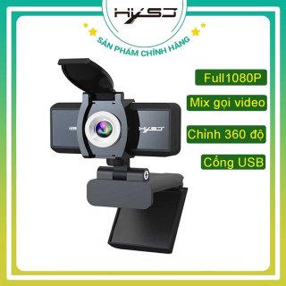 Webcam HXSJ S4 Pro 4K với công nghệ cao truyền tải âm thanh và hình ảnh trung thực, sắc nét - BH Chính Hãng 12 Tháng thumbnail