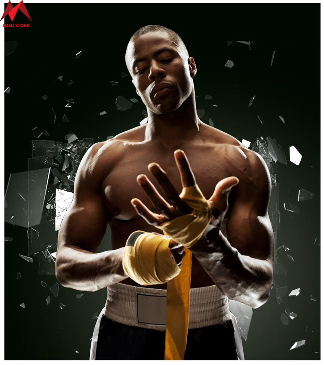 Băng quấn tay đấm boxing, băng quấn tay tập , băng quấn thể thao Nhật Bản