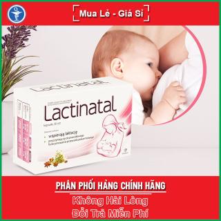 Viên uống Lactinatal 30 viên hỗ trợ tăng tiết sữa giúp lợi sữa, tiêu hóa tốt - yespharmacy thumbnail
