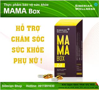 MAMA BOX - HỖ TRỢ CHĂM SÓC SỨC KHỎE PHỤ NỮ thumbnail