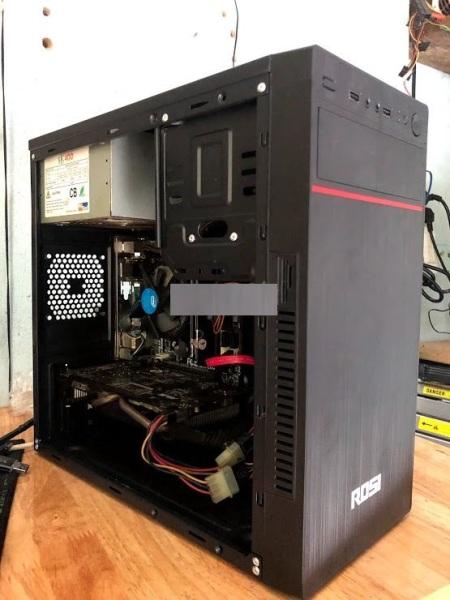 Bảng giá thùng h81 I3 4160( GTX 650) SSD 120GB / RAM 8G (cũ) Phong Vũ