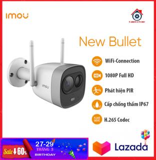 [BEST SELLER] Camera IP WIFI 2.0MP IPC-G26EP-IMOU Ngoài Trời - Hàng Chính Hãng - Camera Home thumbnail