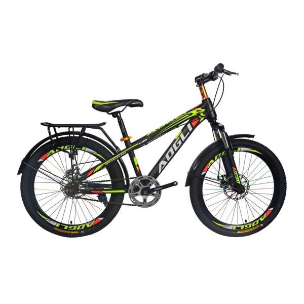 Mua Xe đạp thể thao địa hình AOGLI bánh 18 inch cho bé từ 8 đến 15 tuổi
