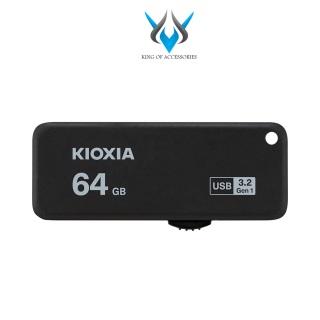 [HCM]USB 3.2 Gen 1 Kioxia TransMemory U365 64GB 150Mb s (Đen) - Phụ Kiện 1986 thumbnail