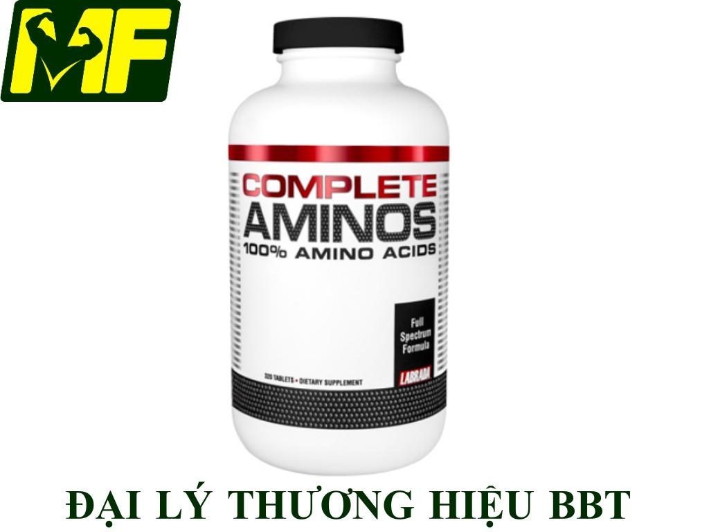COMPLETE AMINOS HỘP 320 VIÊN-BỔ SUNG AXIT AMIN