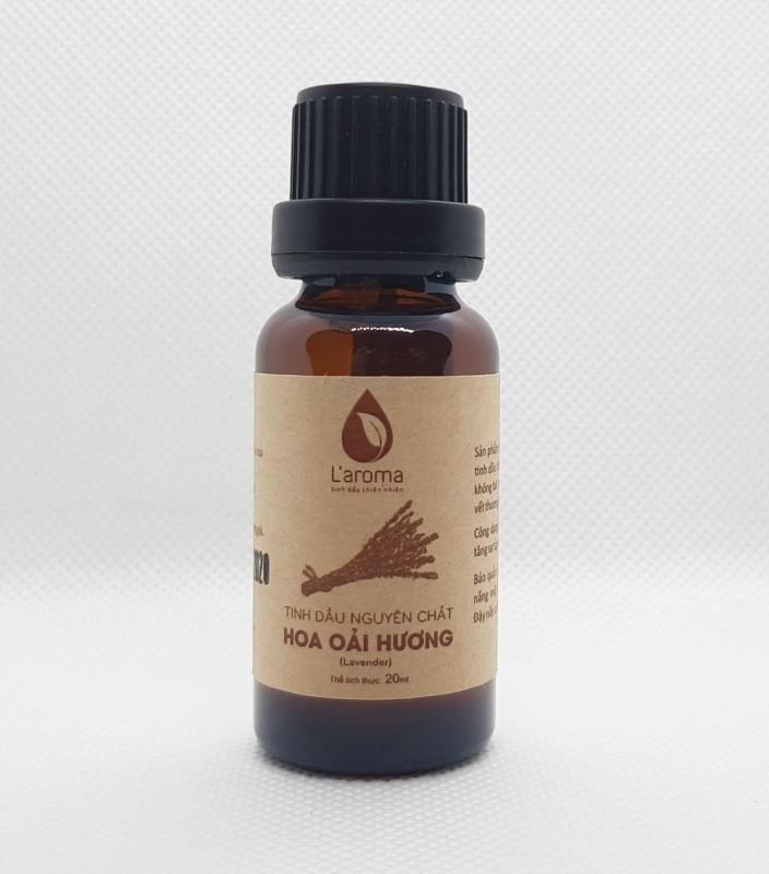 Tinh dầu thiên nhiên nguyên chất Laroma Shop - 20ml nhập khẩu