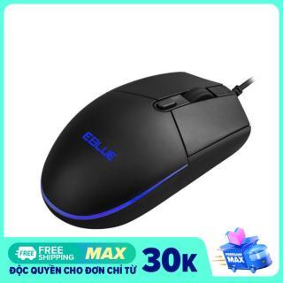 [HCM]Chuột chuyên game EBlue EMS146 PRO LED - USB (146BK) thumbnail