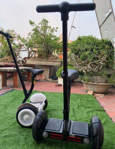 Giá bán XE ĐIỆN CÂN BẰNG 10INCH- LOẠI CÓ GHẾ NGỒI TAY ĐIỀU CHỈNH -Xe cân bằng - cân bằng - xe cân bằng điện - xe cân bằng cho bé - cân bằng điện - xe cho bé - đồ chơi trẻ em - quà tặng cho bé - xe trẻ em