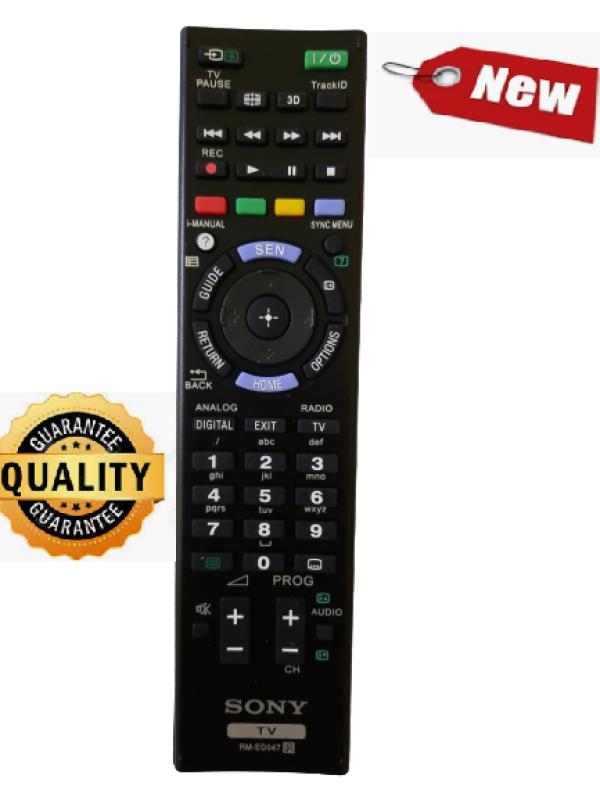 Bảng giá Điều khiển Tivi Sony RM-ED047 TV Sony 32 40 43 49 50 55 65 inch W X S R LED SMART OLED- Hàng tốt