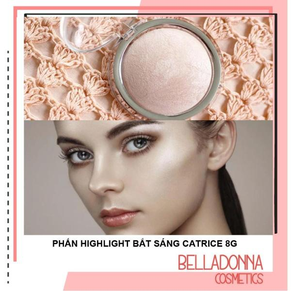 Phấn highlight bắt sáng Catrice High Glow Mineral Highlighting Powder 8g tốt nhất