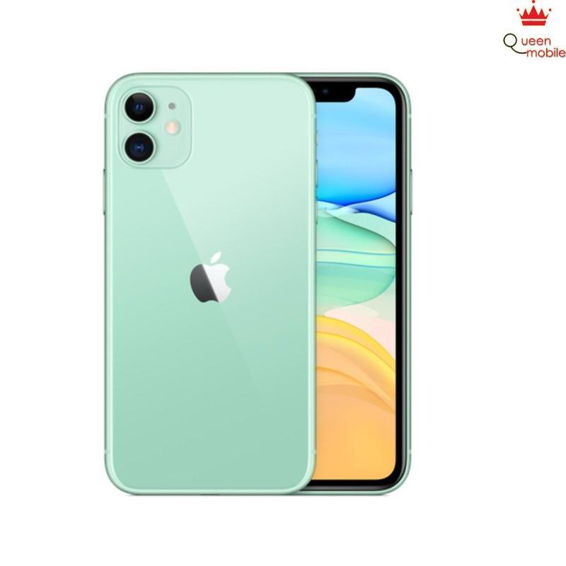 Điện Thoại iPhone 11 128GB - Mới 100% - Nguyên Seal -  Xanh Lục