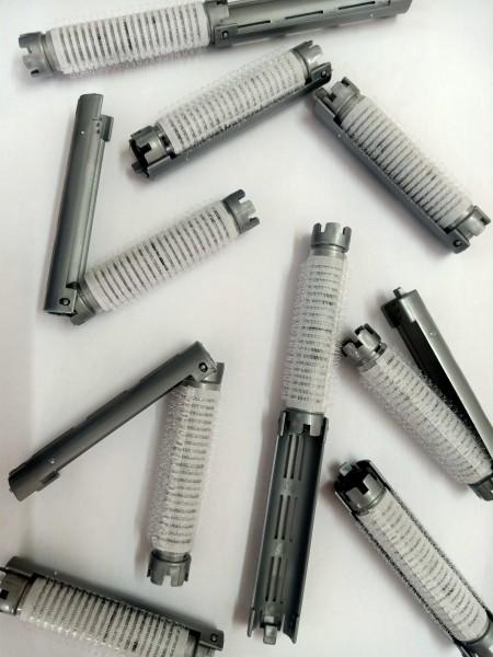 Set trục nhựa kẹp uốn phồng chân tóc (hộp 20 cái) nhập khẩu