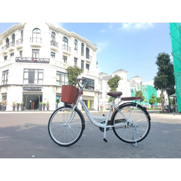 """Mua Xe đạp Mini Thống Nhất New 24"""", 26""""đủ màu (ib shop để chọn màu)"""
