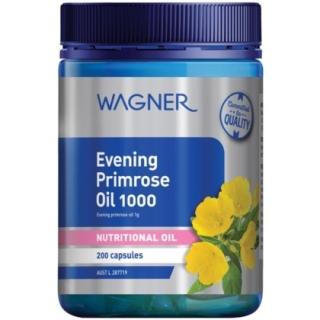 Tinh dầu hoa anh thảo Wagner Evening Primrose Oil 1000mg . thumbnail