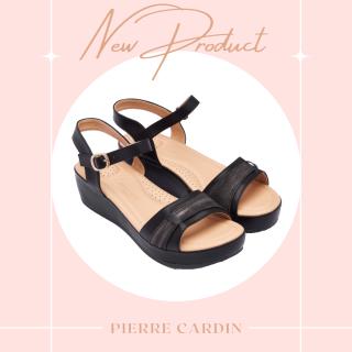 Giày nữ Pierre Cardin đế cao, chất liệu cao cấp PCWFWS139 thumbnail