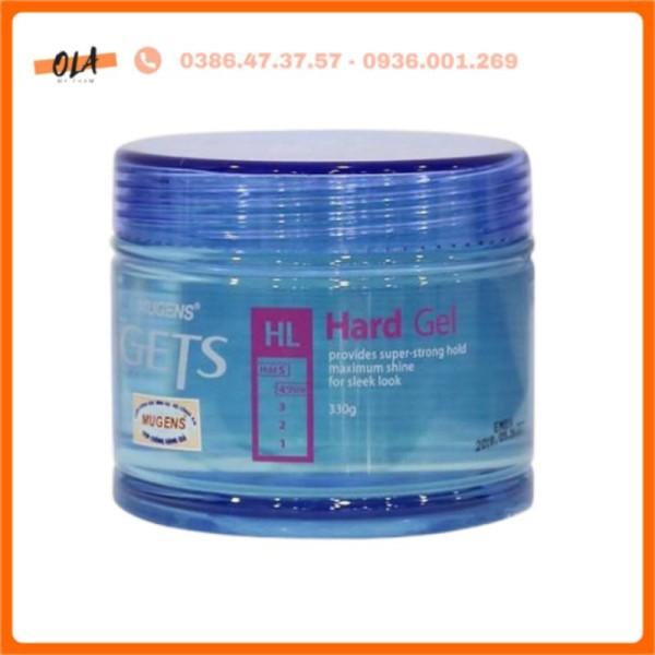 gel mugens super hard gel vuốt tóc siêu cứng - mỹ phẩm ola giá rẻ