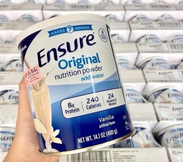Sữa Ensure Mỹ 400g