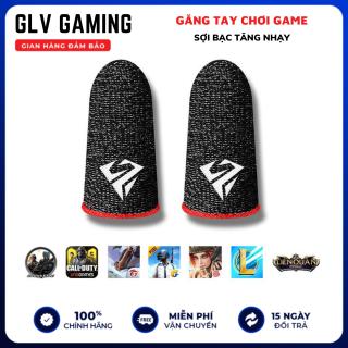 Bao tay chơi game sợi bạc, Găng tay chơi FF, PUBG, Liên quân Mobile chuyên nghiệp, chống ra mồ hôi tay, tăng độ nhạy - Shop GLV Technology thumbnail