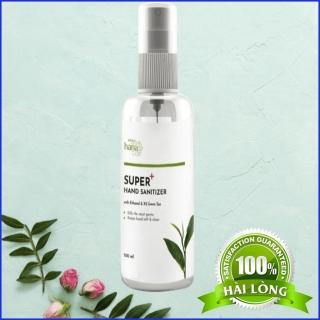 Nước Rửa Tay Khô Kháng Khuẩn Hara white Riori Super Hand Sanitizer 50ml thumbnail