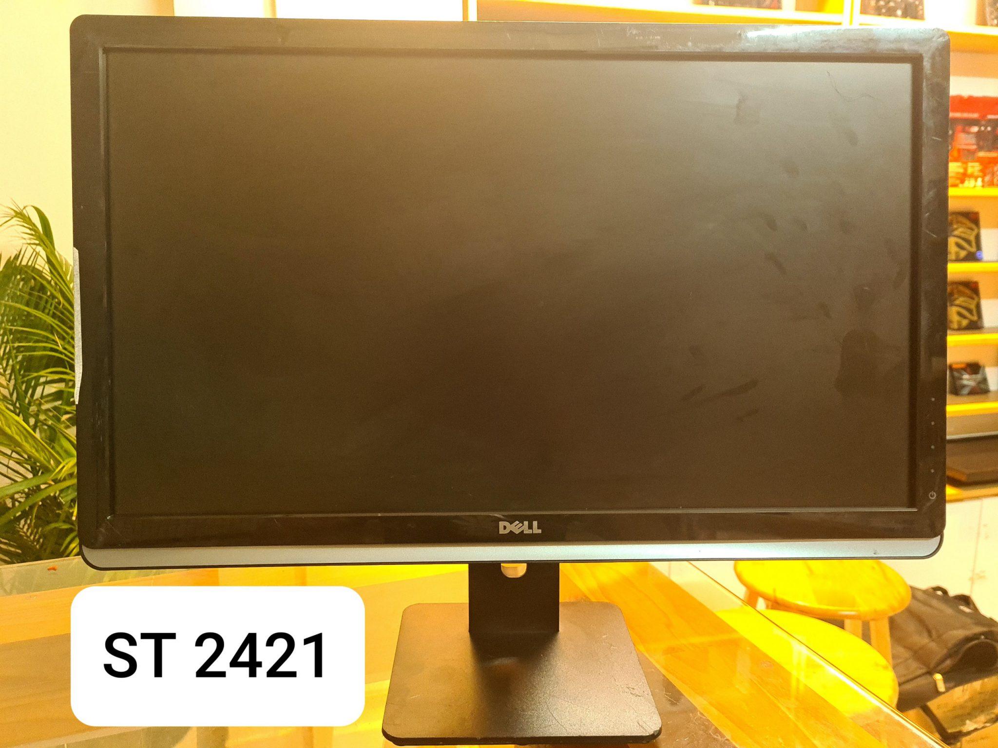 Màn hình máy tính  DELL ST2421Lb 24″ LED Monitor w/ VGA, DVI & HDMI