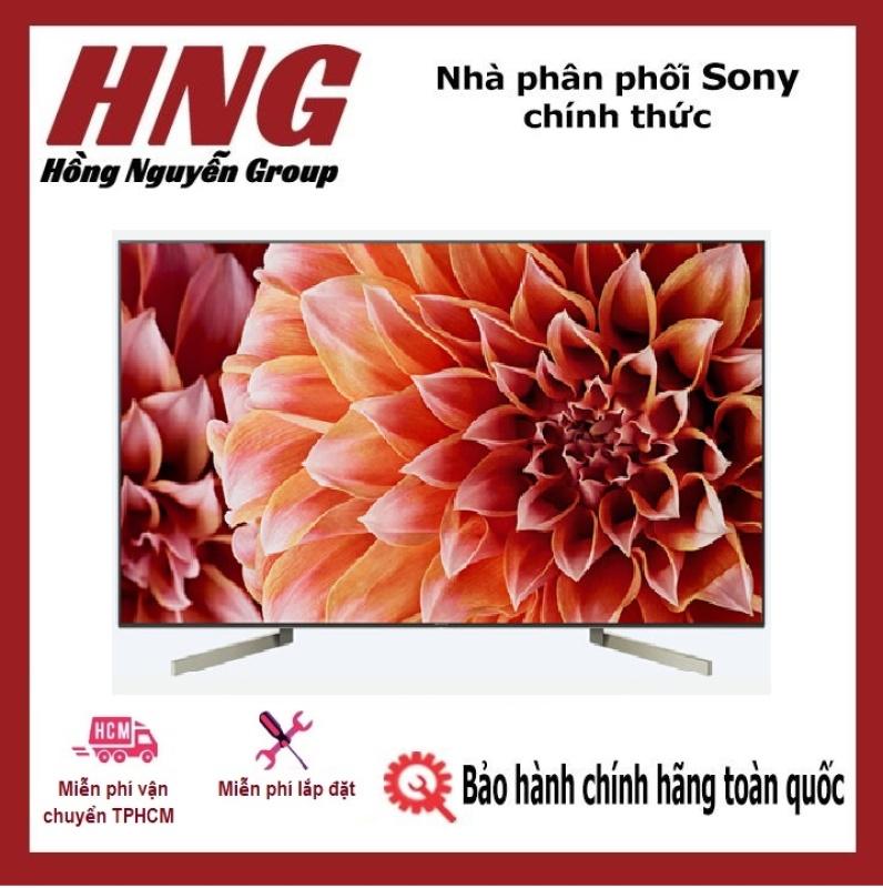 Bảng giá Tivi Sony Bravia 49 inch KD-49X9000F - Hàng phân phối chính hãng - Bảo hành 2 năm [ Giảm giá tiếp tại trang thanh toán]