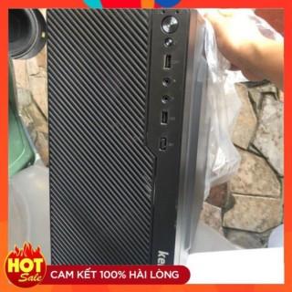 [Chính hãng] VỎ CASE MINI KENOO T12 Hỗ trợ main M-ATX ( H310 . H81 . H61 . B365 v.v ) Tặng kèm đầy đủ ốc vít thumbnail