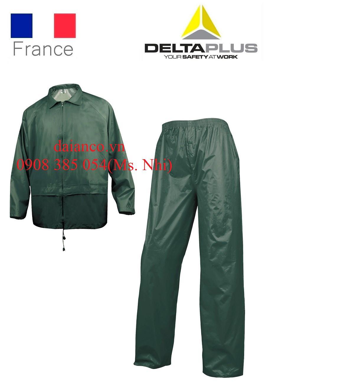 [HCM]Khuyến mãi Áo mưa dài siêu nhẹ Deltaplus Mã 400- màu sắc đẹp- giá rẻ- Hàng nhập, Hàng sẵn