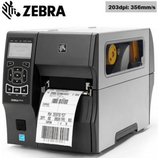 Máy in mã vạch, in tem nhãn Zebra ZT411 (203dpi) - Máy Công Nghiệp thumbnail