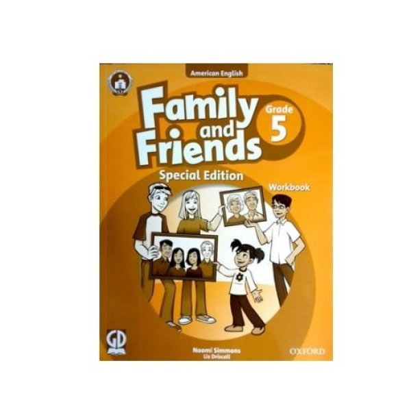 Family And Friends Special Edition - Grade 5 - Workbook