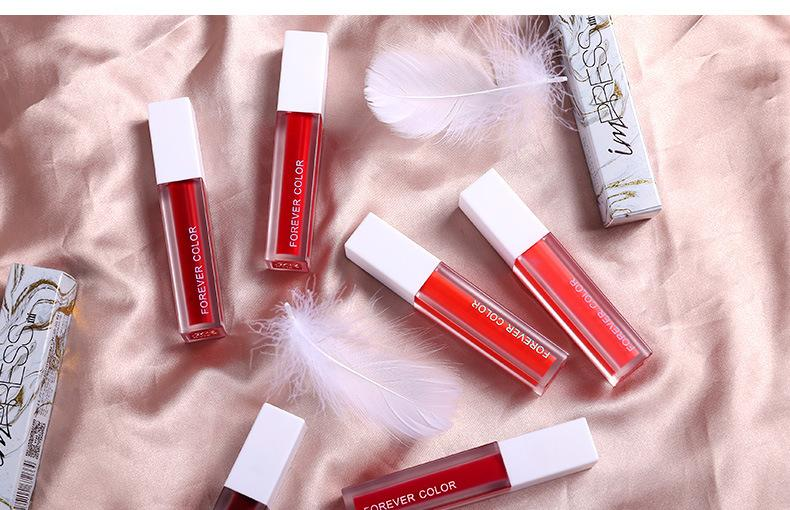 Son kem nhung bền màu Gloss Impression Lip Glaze D-215 Hot Trend tốt nhất